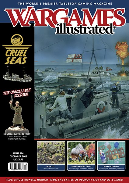 Wargames Illustrated 374