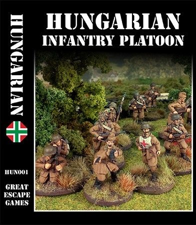 Hungarian Infantry Platoon