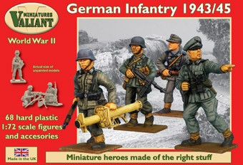 Classic German Infantry 1944/45