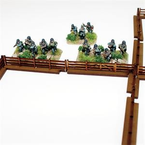 15mm Fences