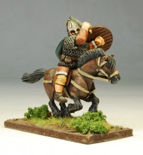 Welsh Warlord (Mounted}