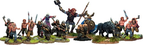 Norse Army Deal