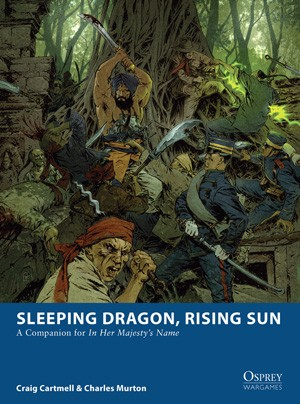 Sleeping Dragon Rising Sun -  Osprey Publishing