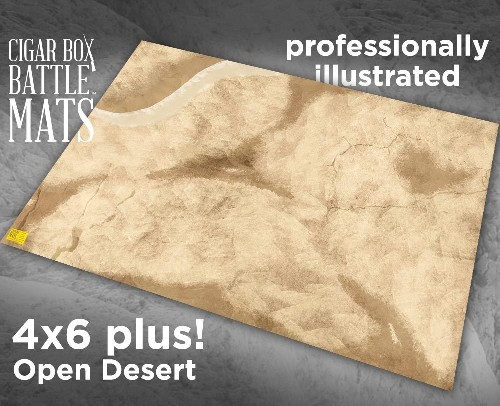 DESERT GAMING BATTLE MAT