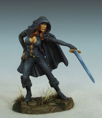 FEMALE ASSASSIN - EASLEY