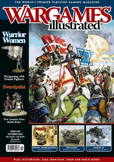 Wargames Illustrated 348