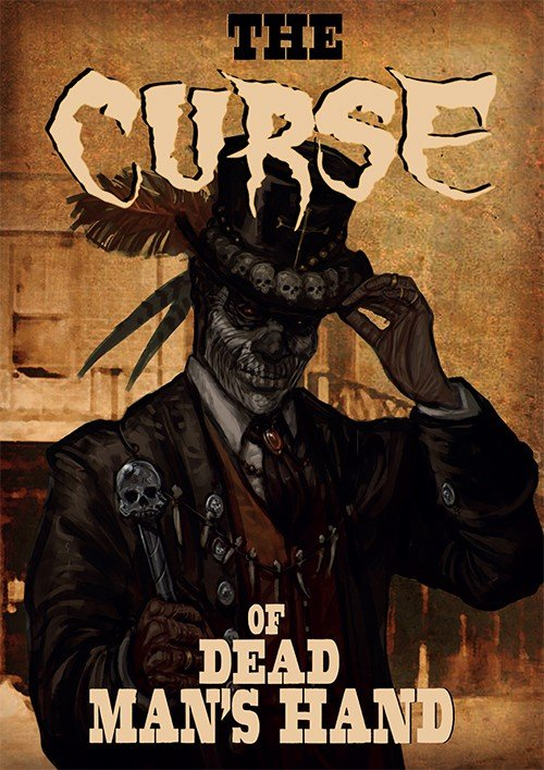 The Curse of Dead Mans Hand -  Great Escape Games