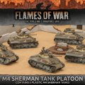 Photo of M4 Sherman Tank Platoon (UBX55)