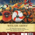 Photo of Battle Ravens Welsh Army (RAV004)