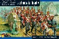 Photo of Napoleonic Hanoverian Line Infantry plastic boxed set (WGN-BR-13)