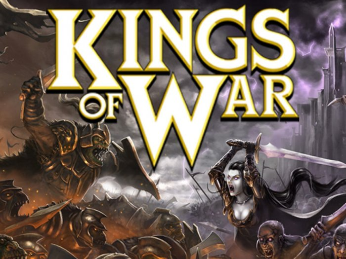 Kings of War - Softback gamers edition