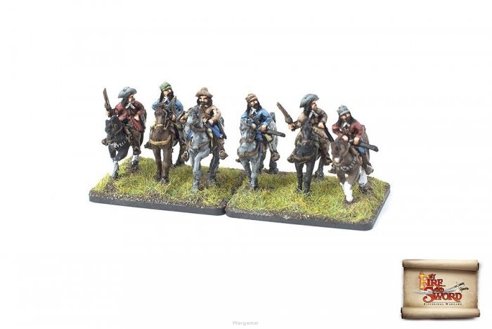 Prussian reiters