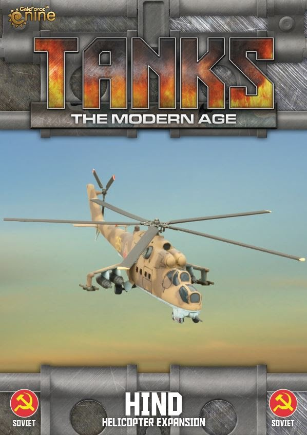 Hind Helicopter Expansion