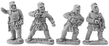 Persian Guards/Kardakes Spearmen