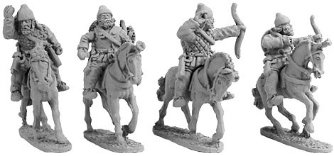 Persian Colonist Cavalry