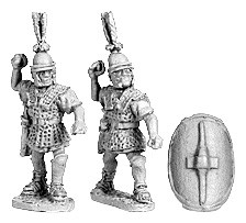 Roman Principes with Spear