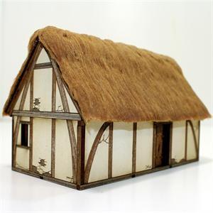 Late Saxon/Medieval Dwelling -  4Ground