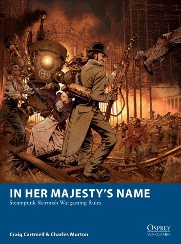 Osprey Publishing: In Her Majestys Name
