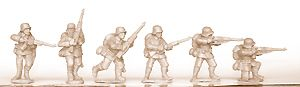 German Infantry in Assault Packs II