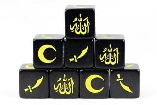 Crescent and Cross: Islamic Faction Dice -  Studio Tomahawk