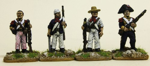Polish Infantry (Haiti) bis