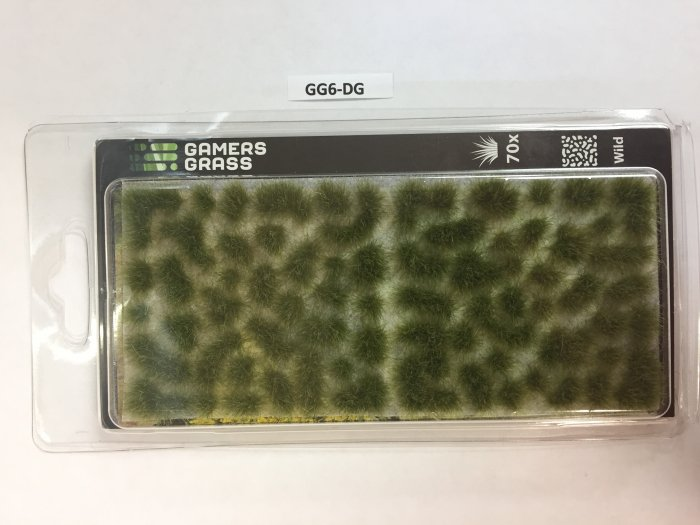 Gamers Grass Dry Green Tufts