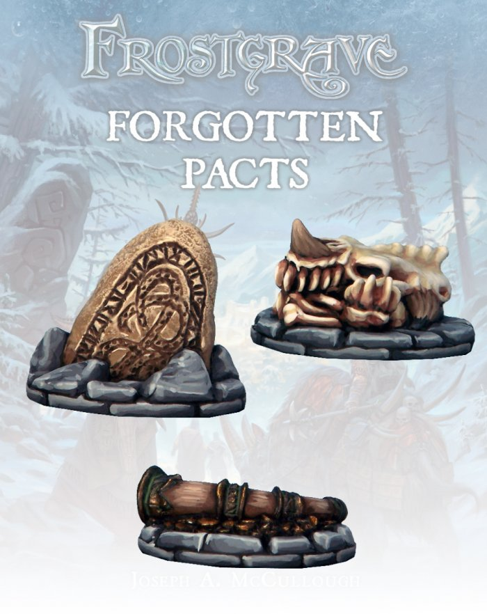 Treasure Tokens - Forgotten Pacts
