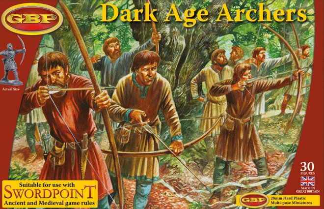 Dark Age Archers -  Gripping Beast