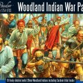 Photo of Woodland Indian War Party (WG7-FIW-01)