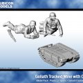Photo of Goliath Tracked Mine with Crew (RU-284058)