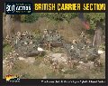 Photo of British Carrier Section plastic boxed set (WGB-BI-501)