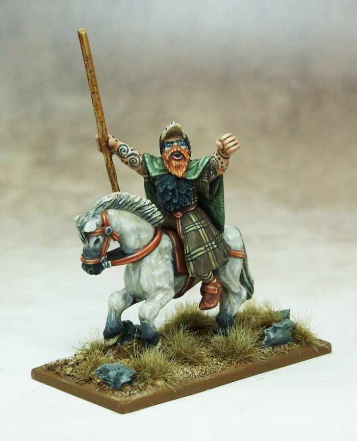 SAGA Mounted Pagan Priest