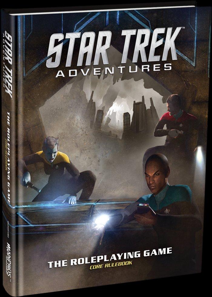 Star Trek Adventures RPG -  Modiphius Entertainment