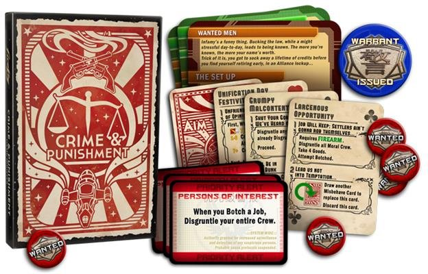 Firefly: Crime and Punishment Game Booster