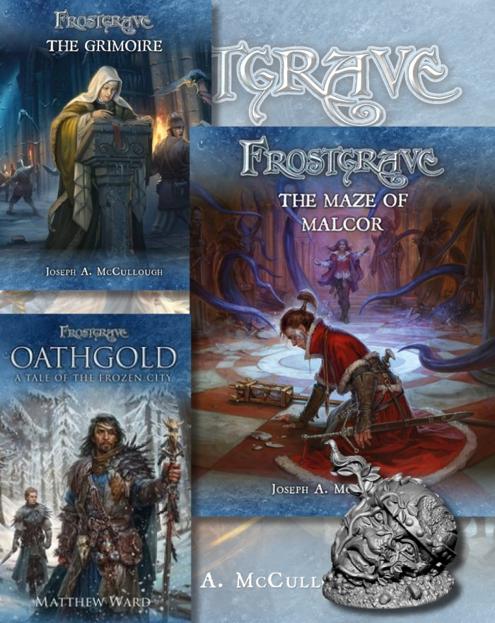 Frostgrave: The Maze of Malcor Bundle Deal