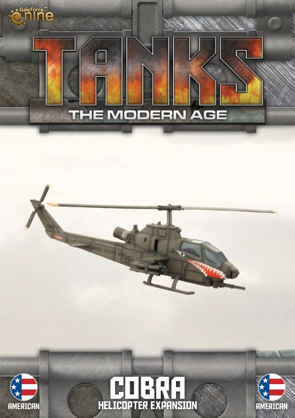 Cobra Helicopter Expansion