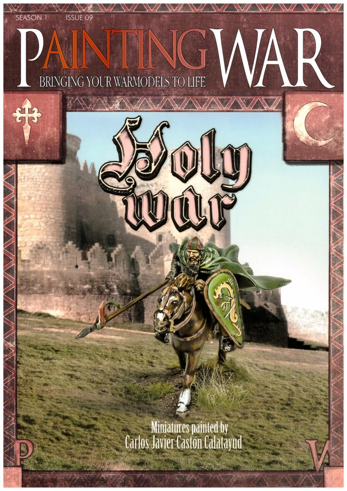 Painting War 9: Holy War