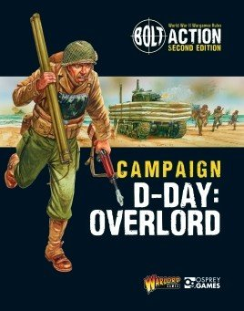 D-Day: Overlord: Bolt Action -  Warlord Games