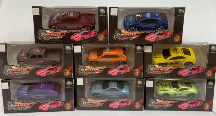 Die Cast Car (Random)
