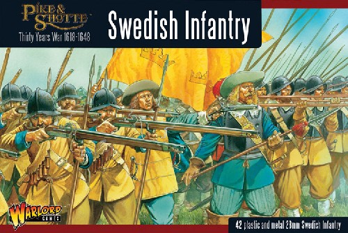 Thirty Years War Swedish Regiment