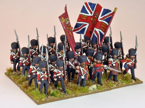 Grenadier Guard Regiment Pack