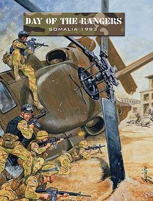 Day of the Rangers -  Osprey Publishing
