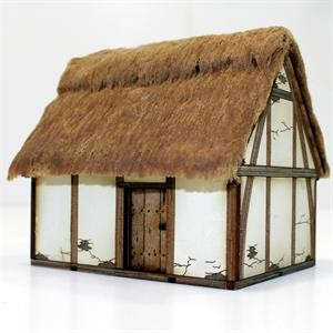 Late Saxon/Medieval Hovel -  4Ground