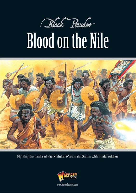 Blood On The Nile - Black Powder Supplement.
