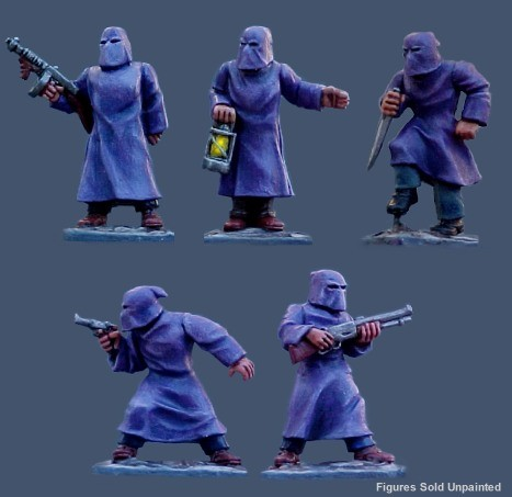Evil Hooded Minions 2