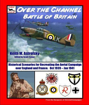 Over the Channel (Battle of Britain Scenarios for Check Your