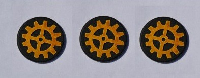 Bauhaus Objective Markers