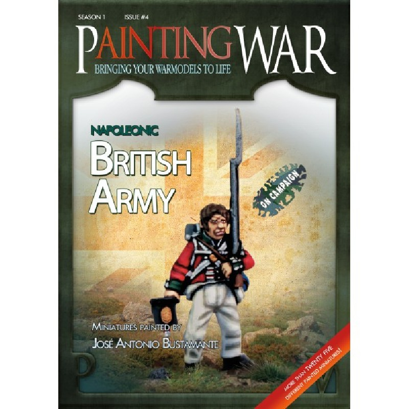 Painting War 4: Napoleonic British