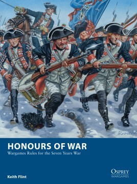 Honours of War -  Osprey Publishing