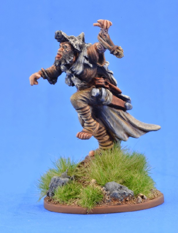 SAGA Pagan Priest (1)